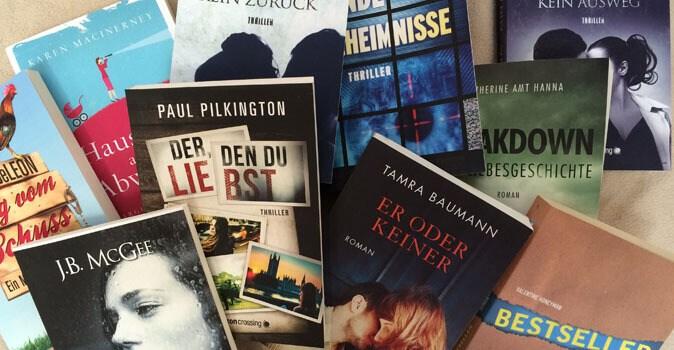 Übersetzung von selbstverlegten Büchern