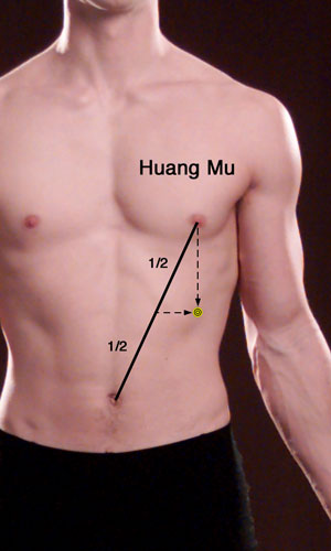 Weight Loss - Huang Mu Point