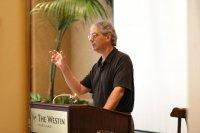 Dr. Fratkin teaching