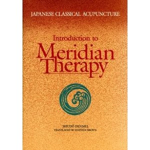 Meridian Therapy book