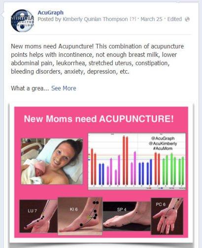 Pregnancy FB Post