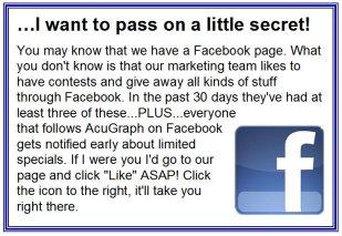 Facebook Invite 2