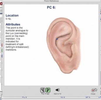 ear points