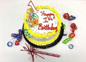 Acugraph birthday-cake