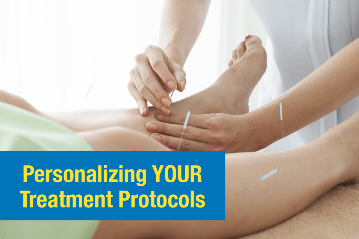Webinar: Personalizing YOUR Treatment Protocols