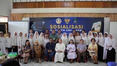Komsos KWI, Konferensi Waligereja Indonesia, KWI, Dokumen Abud-Dhabi, Keuskupan Mando