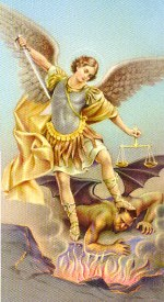 Malaikat Agung St. Mikhael, Gabriel & Rafael