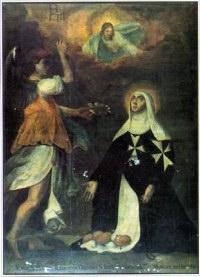 St. Flora dari Beaulieu