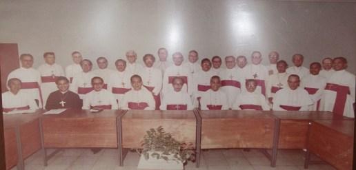 Para Waligereja dalam sidang MAWI 1979
