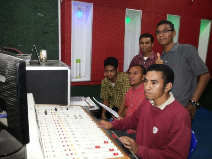 Radio Program Production