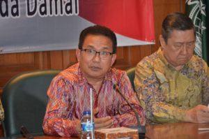 Sekretaris PGI, Pdt. Gomar Gultom