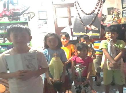 Bulan Rosario, Keuskupan Manado, Konferensi Waligereja Indonesia, Komsos KWI, KWI, Para Rasul Remaja,, Bulan Oktober bulan Rosario, Misioner