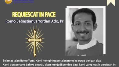Komsos KWI, Konferensi Waligereja Indonesia, KWI, In Memoriam, RIP, Rest In Peace, Paroki St. Fransiskus Xaverius Kuta, Paroki Katedral Denpasar, pergi dalam damai Tuhan