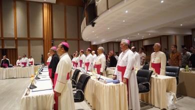 Hari Studi Sidang KWI, Komsos KWI, Konferensi Waligereja Indonesia, Para Uskup Indonesia, Sidang KWI 2019