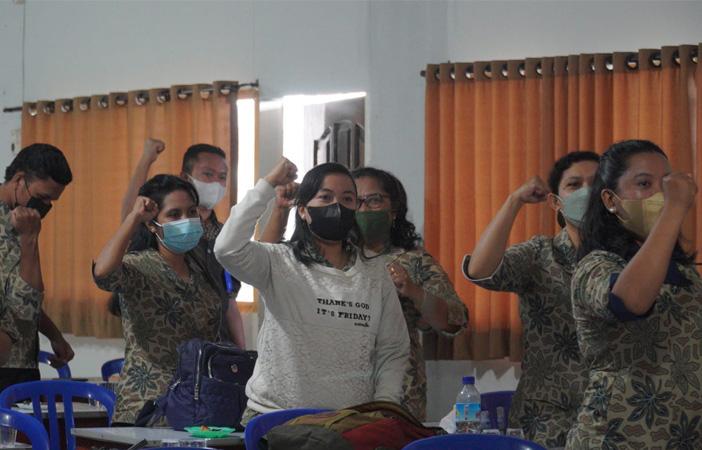 Keuskupan Denpasar, Komsos Denpasar, Gereja Katolik, Gereja Katolik Indonesia, Katekese, Konferensi Waligereja Indonesia, KWI, Komsos KWI