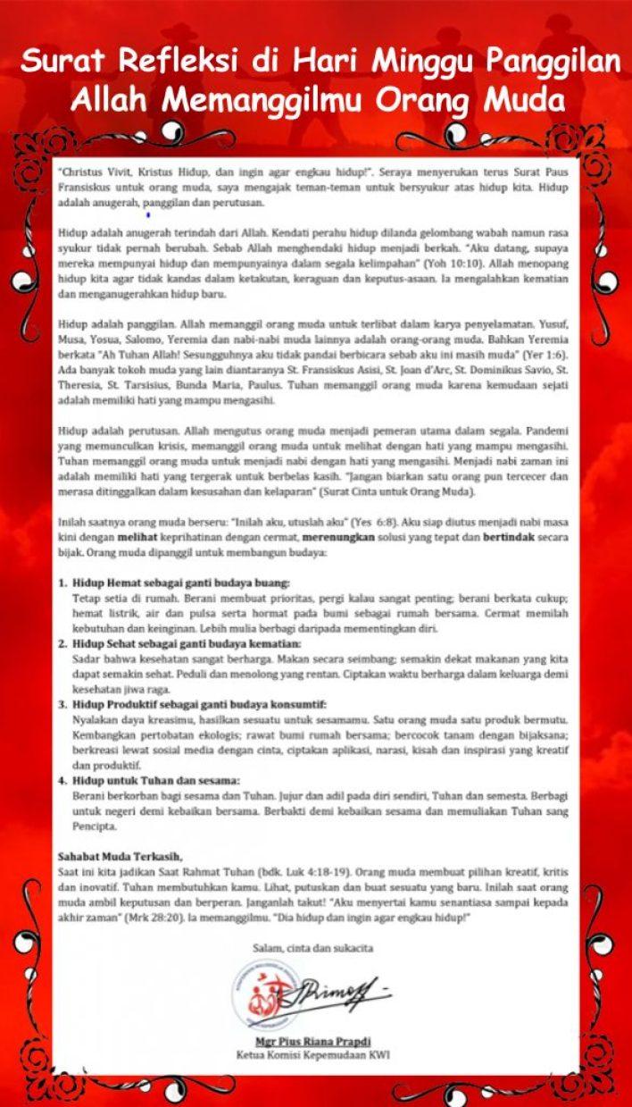 Berbagi Anak Bangsa, Caritas Indonesia, Caritas Atambua, Covid – 19, dirumah aja, Gerakan Solidaritas, Indonesia, Jaga jarak, katekese, keuskupan banjarmasin, Komsos KWI, Konferensi Waligereja Indonesia, pewartaan, Saling Peduli, stay at home, Lawan Covid-19, berkebun dirumah, hasil bumi, tanaman, Gereja Katolik Indonesia, Katolik, Katekese, Bahan Pangan, Masyarakat Mandiri, Berkebun, Hari Minggu Panggilan, Orang Muda Katolik, Orang Muda, Panggilan Orang Muda