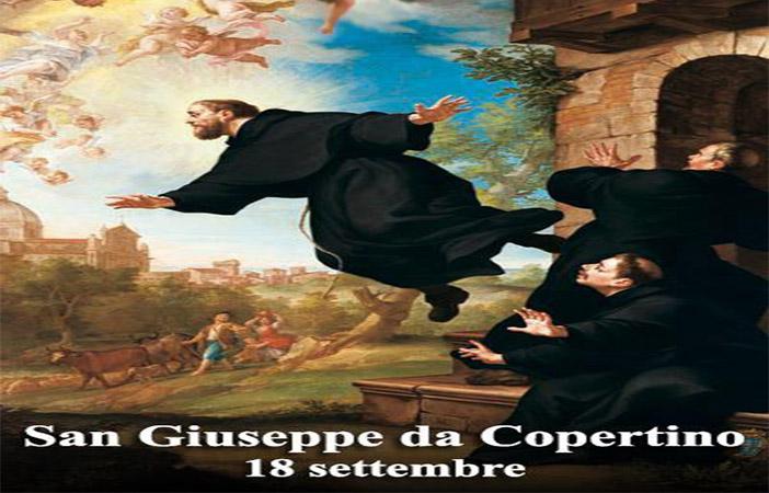 Santo Yosef dari Cupertino