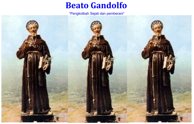 Beato Gandolfo