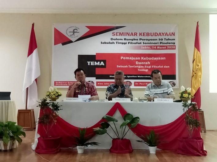 KomsosKWI, Budaya, Keuskupan Manado, Konferensi Waligereja Indonesia, Seminari Pineleng, Sulawesi Utara