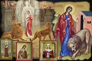 12 Januari,Pesta Pembaptisan Tuhan,, katekese,katolik,Komsos KWI,Konferensi Waligereja Indonesia,KWI,Para Kudus di Surga,putera allah,Santo Theodosius, Santa Tatiana,santo santa,Sukacita,teladan kita