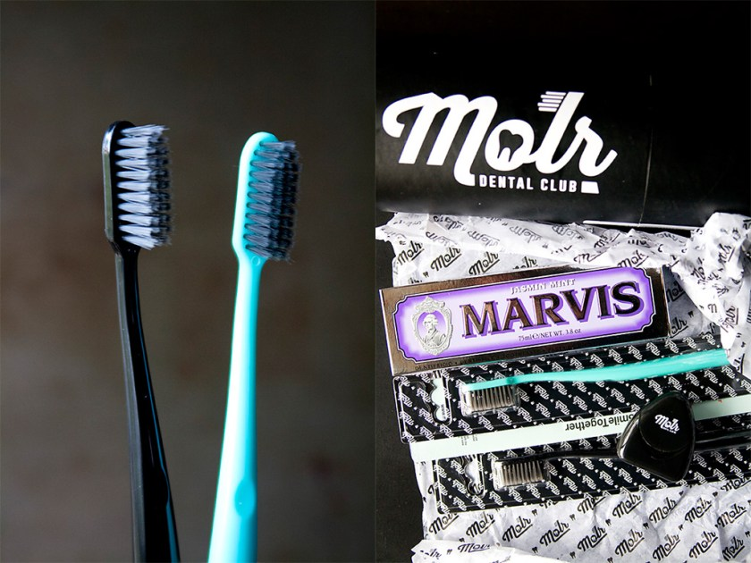 Gifts for Him: Molr Dental Health Subscription