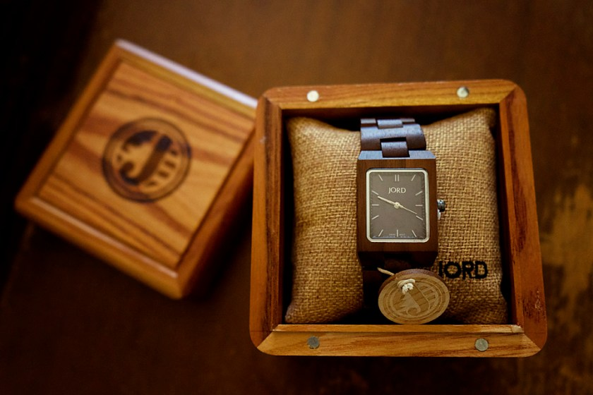 Celebrate Father's Day with Jord Wood Watches + GIVEAWAY!