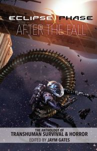 After the Fall Cover (properly of Posthuman Studios, used with permission)