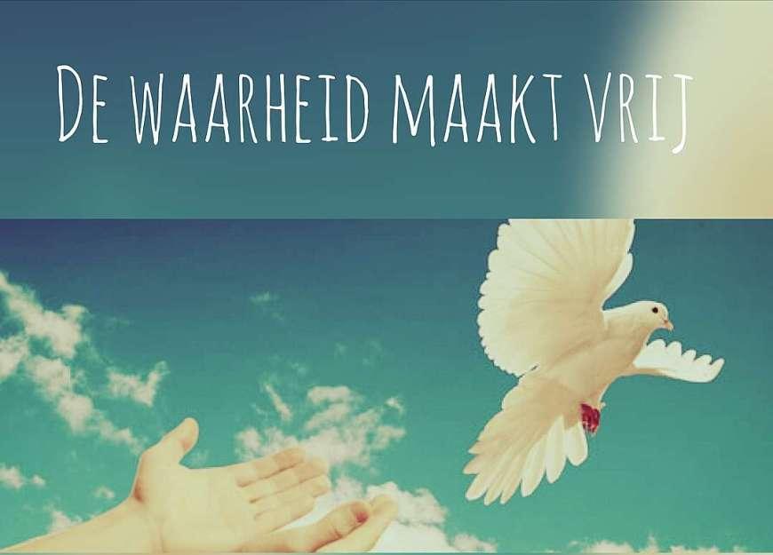 Preek - De Waarheid maakt vrij - Mirjam Karssen
