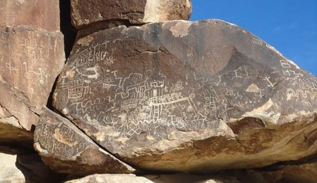 В Египте нашли уникальные наскальные рисунки