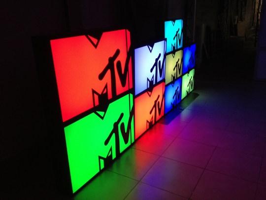 Backlight em LED