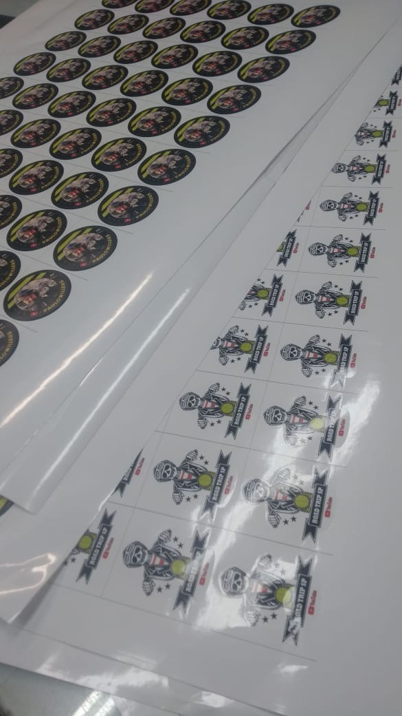 adesivo impressão digital, stickers, etiquetas, adesivo para embalagem,