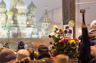 Resistance Is Futile: Prominent Putin Critic Gunned Down in Moscow