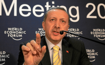 President Erdogan envisions the spread of Turkish influence in the Middle East