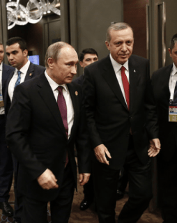 Path to conflagration? Tensions between Turkey and have reached new heights within the past months.