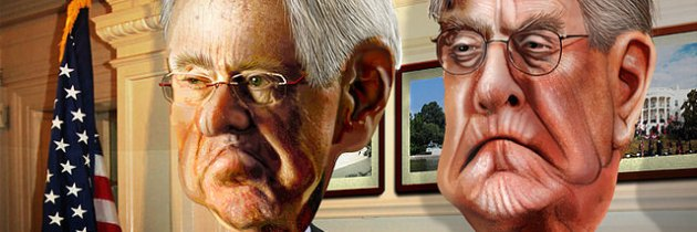Koch Money: Where Did it Come From, Where Did it Go?