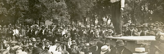 Reflections on the 1919 Winnipeg General Strike: 97 Years On