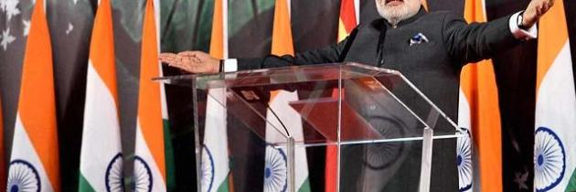'Modi'fying Indian Foreign Policy