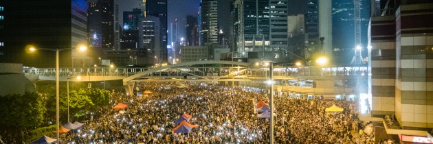 The Precarious Position of Hong Kong's Sovereignty