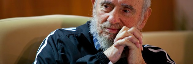 Fidel Castro's Lead Role in the Cast of Latin-America