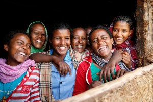 The U.K's Department of International Development has increased funding for girls' education initiatives, including the Finote Hiwot program in Ethiopia. https://flic.kr/p/o8bEga