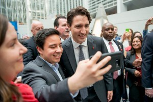 Trudeau's photogenic personality has distracted much of the public from his unfavorable policies. https://flic.kr/p/Ed59X9