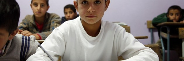 A Lost Generation: Syrian Children and Barriers to Education in Turkey