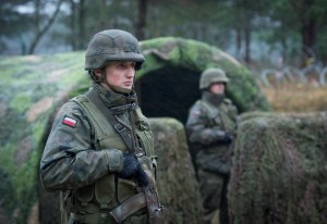 Military training exercises have been embraced by NATO as a way to both display force and enhance inter-operability of troops in the Baltic region. https://flic.kr/p/hc8bPR