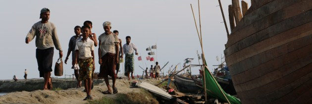 What's Up with the Rohingya Refugee Crisis?