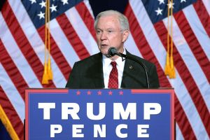 US Attorney General Jeff Sessions Image courtesy of Gage Skidmore https://flic.kr/p/KP7cjt