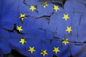 Eurosceptic populists are intend on breaking up the European Union https://pixabay.com/en/eu-flag-brexit-europe-british-uk-2108026/