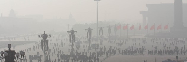 5 Years After the Airpocalypse: Reviewing Chinese Environmental Policy Since 2013