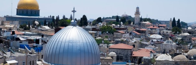 A City More Divided—The United Jerusalem Bill