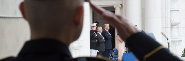 Wannabe Commander-in-Chief: Trump is Failing U.S. Veterans