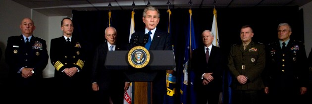 Selling the Iraq War